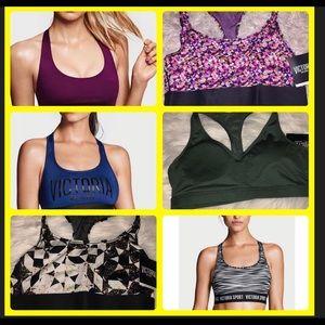 Victoria Secret Sports bra Bundle size M